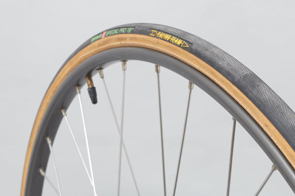 "Vittoria Special Pro 19 Racing Team NOS Classic 700c/28"" x 19 mm Road Tubular Tyre - Pedal Pedlar - Buy New Old Stock Bike Parts"