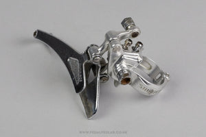 Shimano Dura Ace EX Vintage Band-On 28.6 mm Front Derailleur - Pedal Pedlar - Classic & Vintage Cycling