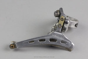 Shimano 60 Vintage Band-On 28.6 mm Front Derailleur - Pedal Pedlar - Classic & Vintage Cycling
