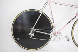 56cm Concorde Colombo Vintage c.1989 Time Trail Low Pro Race Bike - Pedal Pedlar  - 13