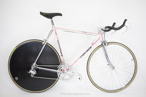 56cm Concorde Colombo Vintage c.1989 Time Trail Low Pro Race Bike - Pedal Pedlar  - 1
