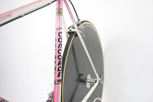 56cm Concorde Colombo Vintage c.1989 Time Trail Low Pro Race Bike - Pedal Pedlar  - 23