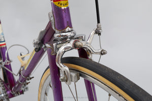 54cm Jacques Anquetil Vintage Road Racing Bike - Pedal Pedlar  - 29