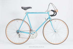 58cm Liberia Reynolds 531 Vintage French Road Bike