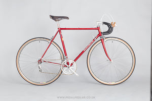 54cm Martinetto Classic 1980s Italian Road Racing Bike
