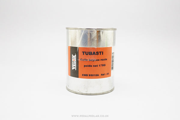 Velox Tubasti Tub Cement in 178g Tin - Pedal Pedlar