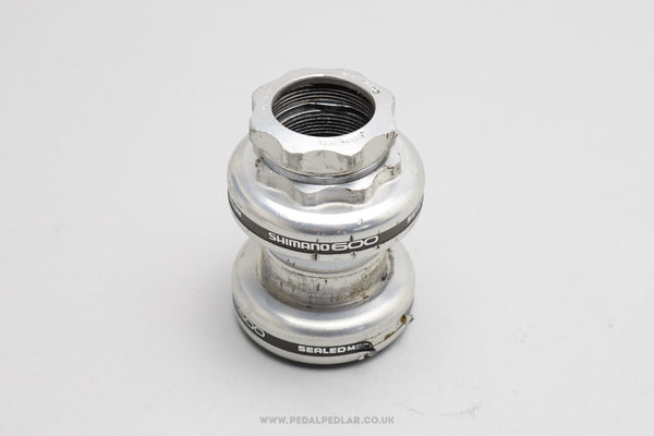 "Shimano 600 EX 1"" French Threaded Vintage Headset"