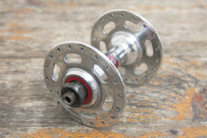 36h Normandy WXE Competition High Flange Road Hub - Pedal Pedlar  - 3