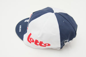 Lotto Bolisol Cotton Cycling Cap - Pedal Pedlar  - 2
