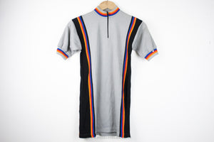 Unbranded Vintage Short Sleeve Cycling Jersey - Pedal Pedlar  - 2