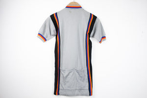 Unbranded Vintage Short Sleeve Cycling Jersey - Pedal Pedlar  - 3