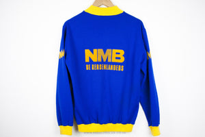NMB Vintage Long Sleeve Cycling Jersery - Pedal Pedlar  - 3