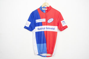 Rad Club Vintage Short Sleeve Cycling Jersey - Pedal Pedlar  - 2