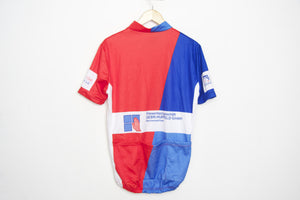 Rad Club Vintage Short Sleeve Cycling Jersey - Pedal Pedlar  - 3