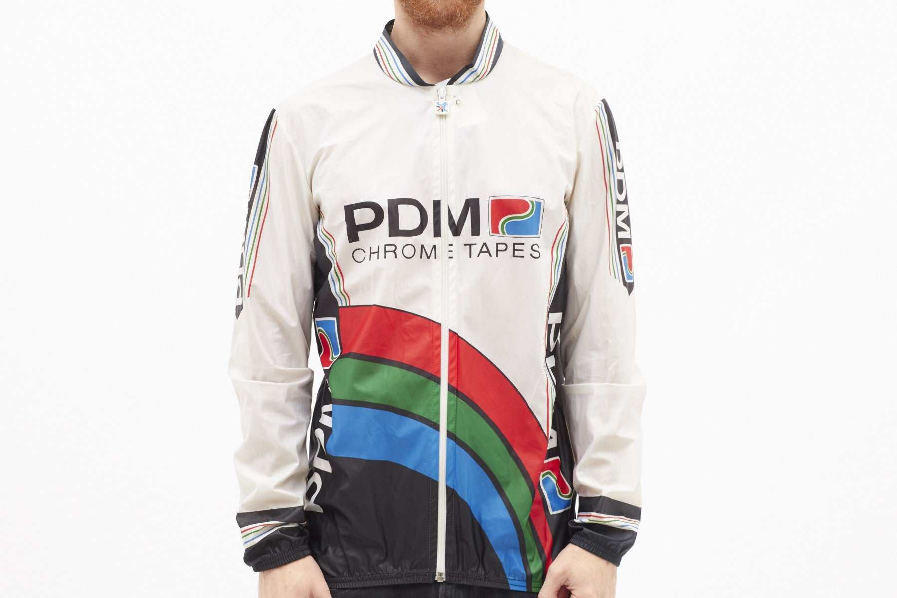 Team PDM Concorde Vintage Long Sleeved Cycling Jacket - Pedal Pedlar - 1 6337cfeba