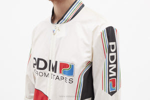 Team PDM Concorde Vintage Long Sleeved Cycling Jacket - Pedal Pedlar  - 3