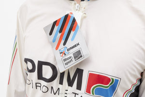 Team PDM Concorde Vintage Long Sleeved Cycling Jacket - Pedal Pedlar  - 4