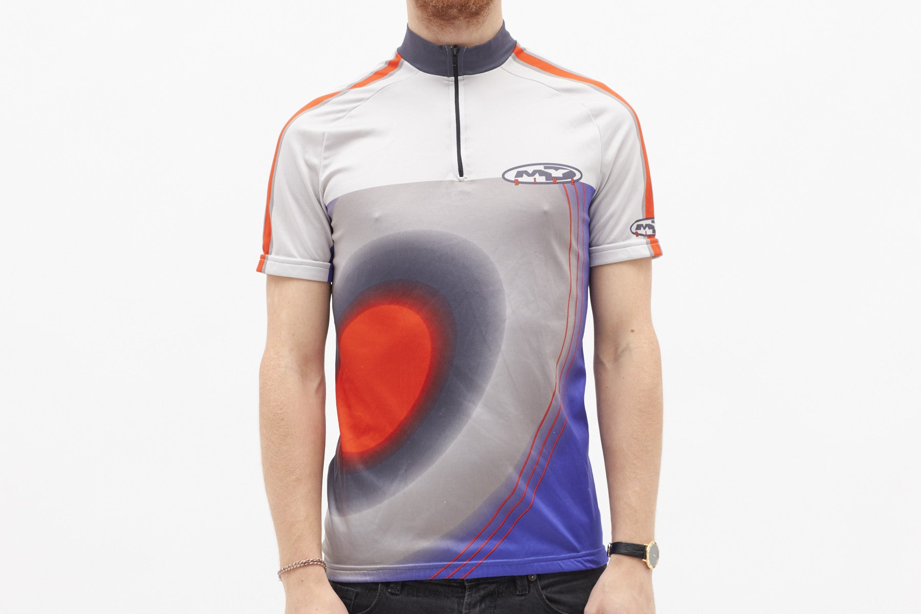 My Bike Vintage Short Sleeved Cycling Jersey - Pedal Pedlar - 1 e0ff4519b