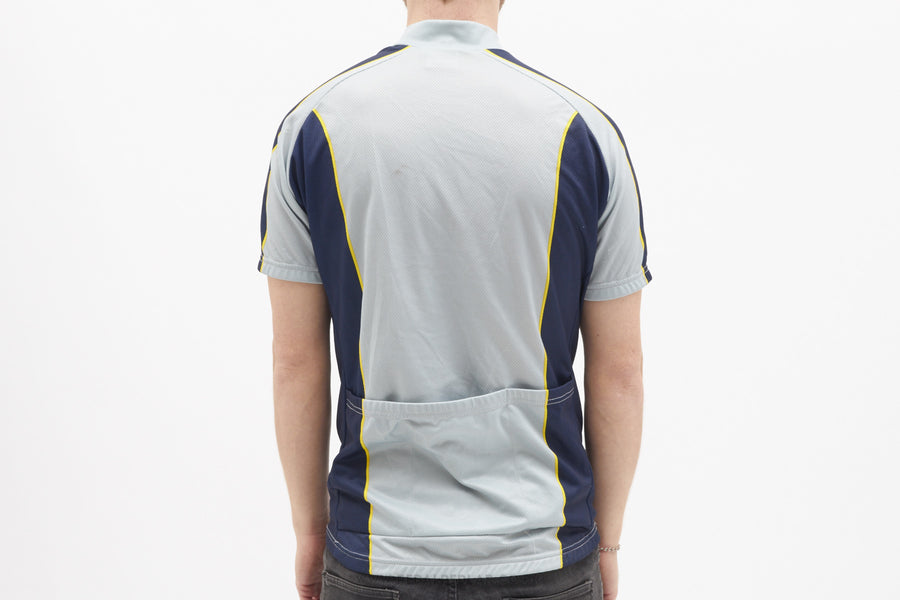 Athletic Work Vintage Short Sleeved Cycling Jersey - Pedal Pedlar  - 1
