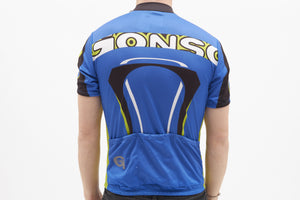 Gonso Vintage Short Sleeved Cycling Jersey - Pedal Pedlar  - 2