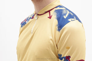 Vermarc Vintage Short Sleeved Cycling Jersey - Pedal Pedlar  - 4