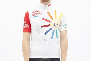 Biemme Vintage Short Sleeved Cycling Jersey - Pedal Pedlar  - 1