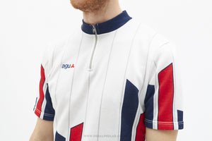 Agu Vintage Short Sleeved Cycling Jersey - Pedal Pedlar  - 3