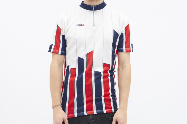 Agu Vintage Short Sleeved Cycling Jersey - Pedal Pedlar  - 1