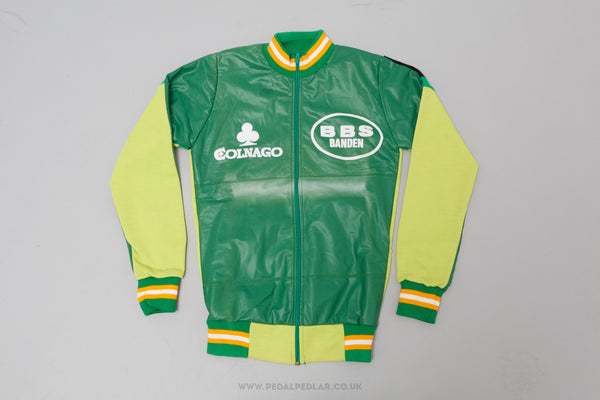 Colnago BBS Banden Vintage Woollen Style Cycling Jacket - Pedal Pedlar  - 1
