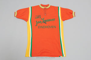 Jan Louwers Eindhoven - Vintage Woollen Style Cycling jersey
