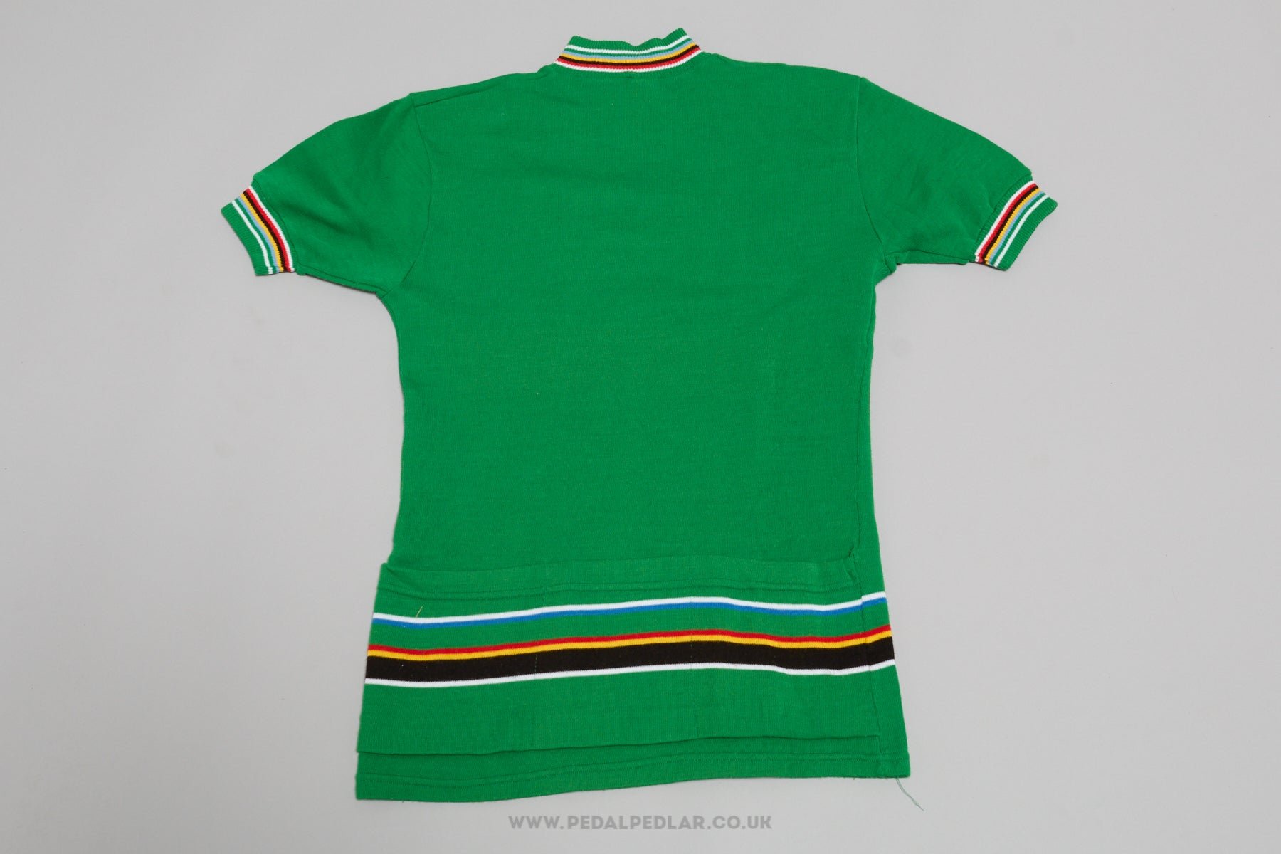 44fdf7c85 Unbranded NOS - Woollen Style Cycling Jersey