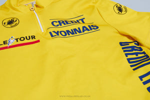 Credit Lyonnais Le Tour by Castelli Classic Yellow Jersey