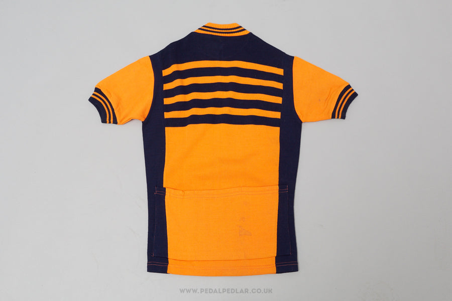 Sports Montar	- Vintage	Woollen Style 	Cycling Jersey - Pedal Pedlar  - 1