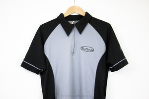 Port Louis Vintage Short Sleeve Cycling Jersey - Pedal Pedlar  - 1