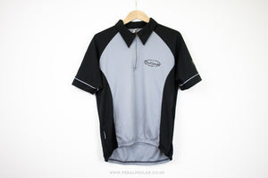 Port Louis Vintage Short Sleeve Cycling Jersey - Pedal Pedlar  - 2