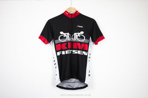 Viking Vintage Short Sleeve Cycling Jersey - Pedal Pedlar  - 2