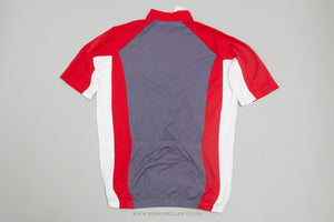 Double Speed Short Sleeve Vintage Cycling Jersey