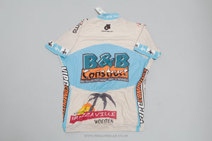 Construct Full Zip Vintage Cycling Jersey