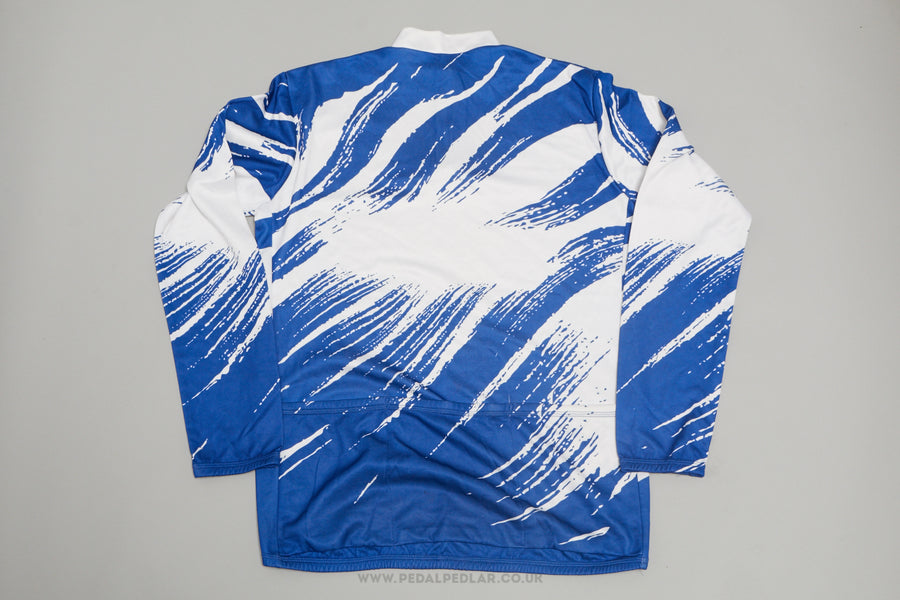 Nice Long Sleeve Vintage Cycling Jersey