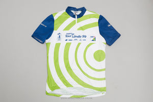 Gonso Tour De Landle 99 Short Sleeve Vintage Cycling Jersey