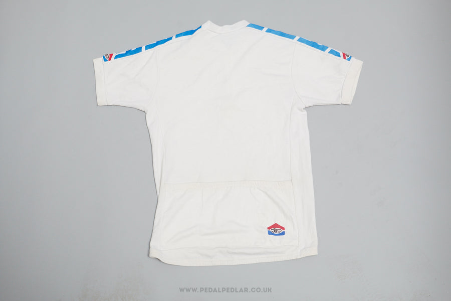JT Racing Short Sleeve Vintage Cycling Jersey