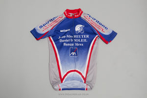 Bio Racer Short Sleeve Vintage Cycling Jersey