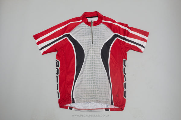 Crane Short Sleeve Vintage Cycling Jersey