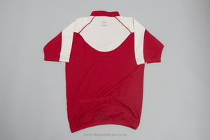 Iron-Man Short Sleeve Vintage Cycling Jersey