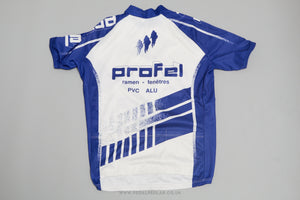 Profel Vermarc Short Sleeve Vintage Cycling Jersey