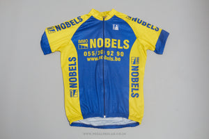 Geest Nobels Short Sleeve Vintage Cycling Jersey