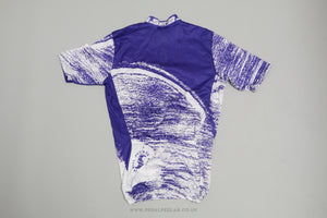 SEB Short Sleeve Vintage Cycling Jersey