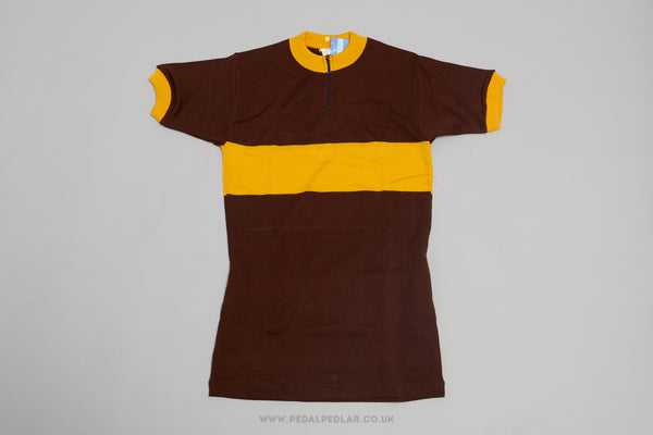 Cammargue NOS Woollen Style Cycling Jersey