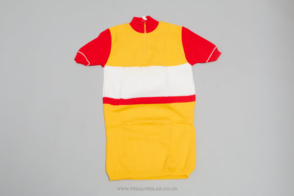 Unbranded NOS Woollen Style Cycling Jersey