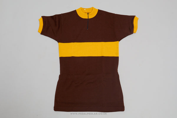 Camargue NOS Woollen Style Cycling Jersey